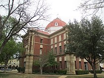Clay County, TX, Courthouse in Henrietta IMG 6825.JPG