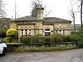 Cleckheaton Old Cemetery Lodge - Whitcliffe Road - geograph.org.uk - 774366.jpg