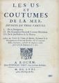 Cleirac - Les us et coutumes de la mer, 1671 - 103.tif