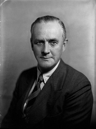 1951 United Kingdom general election - Image: Clement Davies
