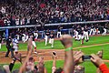 Cleveland Indians 22nd Consecutive Win (37272061215).jpg