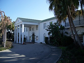 National Register of Historic Places listings in Hendry County, Florida - Image: Clewiston FL Inn 01