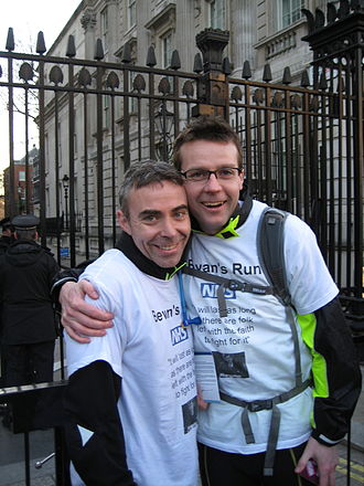 Clive Peedell - Bevan's Run January 2012