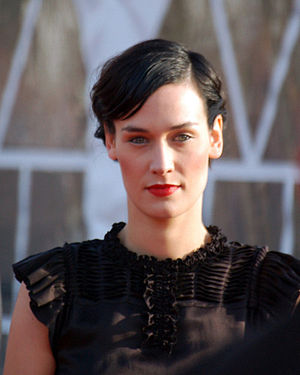 Clotilde Hesme - Clotilde Hesme at the 2008 Cannes Film Festival