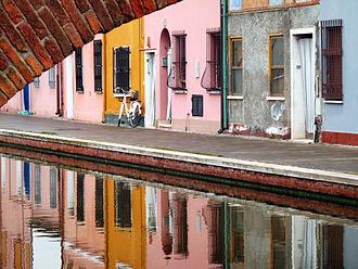 Comacchio - Image: Cmać Comacchio