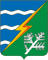 Coat of Arms of Konakovo (Tver oblast).png