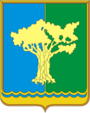 Coat of arms of Amursky raion (Khabarovsk krai).png