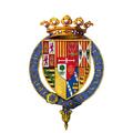 Coat of arms of Bernard de Nogaret de Foix, Duc d'Épernon, KG.png