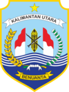 Official seal of Kalimantan Utara