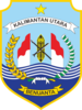 Coat of arms of North Kalimantan.png