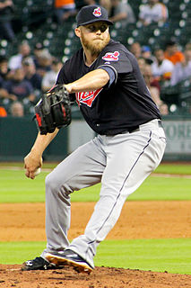 Cody Allen American baseball player