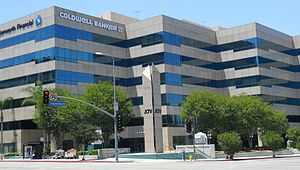 Coldwell Banker - Image: Coldwell Banker Bldg, Encino, Los Angeles