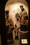 Collection of sacred art in Historical Museum in Trakai 14.JPG