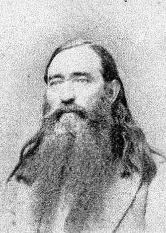 Charles W. Adams (Confederate general) - Col. Charles W. Adams