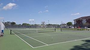Colonel Tennis Complex - Image: Colonels Tennis Complex (Thibodaux, Louisiana)