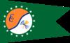 Flag of Columbiana County, Ohio