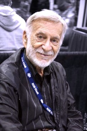 Jerry Robinson - Robinson at the 2008 Comic Con International in San Diego.
