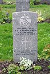 Commonwealth War Graves gravestone of A. G. Cannon in Tromsø.jpg