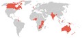 Commonwealth games 1982 countries map.PNG