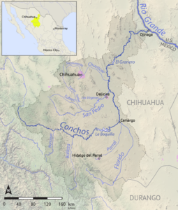 Conchos basin map.png