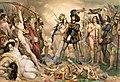 Conquest-of-mexico-hernando-cortes-destroying-his-fleet-at-vera-cruz-1519-litho-nicholas-eustache-maurin (Fineartamerica).jpg