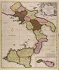 Continentis Italiae pars australior sive regnum Neapolitanum Hispaniae obediens subdivisum in... - CBT 5882238.jpg