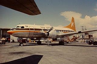 Allegheny Airlines Flight 604