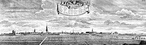 1748 in Denmark - Image: Copenhagen skyline 1748