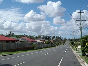 Hillcrest, Queensland - Coronation Road, 2014