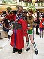 Cosplay - AWA14 - Auron and Rikku.jpg
