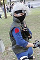 Cosplayer of Kakashi Hatake at CWT K17 20150315a.jpg