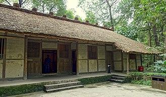 Du Fu Thatched Cottage - Reconstructed Thatched Cottage of Du Fu.