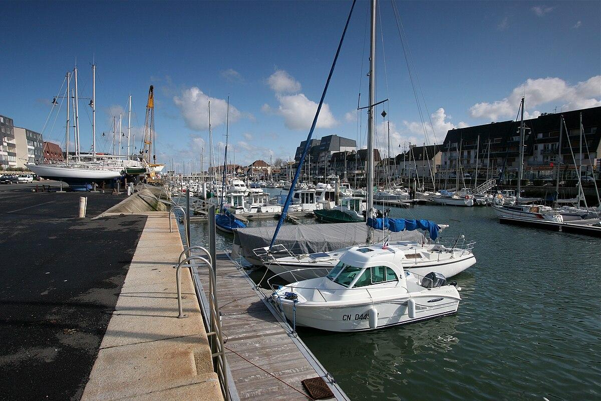 Tourisme en normandie wikip dia - Port de plaisance de boulogne sur mer ...