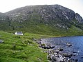 Crabhadail Lodge from the lochside - geograph.org.uk - 1258644.jpg