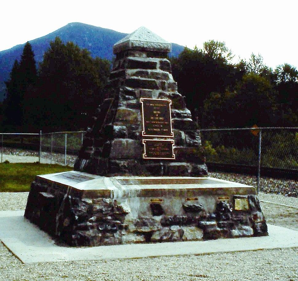Craigellachie (Gedenkstein)