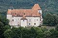 Creys-Mépieu - Château de Mérieu (zoom).JPG