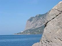 Krim-Geografi-Fil:Crimea Laspi Beach