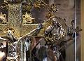 Croce processionale donata dal vescovo marino contareno, xv sec. 05.JPG