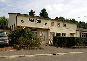 Croix-en-Ternois - The town hall of Croix-en-Ternois