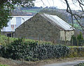 Cruck Barn, Walker House Farm, Low Bradfield.JPG