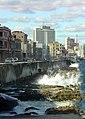 Cuba - El malecón de la Habana - panoramio.jpg