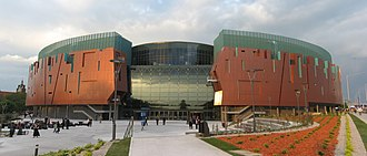 Lubin - Image: Cuprum Arena