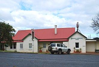 Curdievale - Boggy Creek Pub at Curdievale