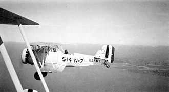 Hell Divers - Curtiss F8C-4 Helldiver