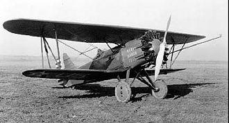 Curtiss P-1 Hawk - P-3 Hawk