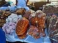 Cusco Peru- Plaza Tupac Amaru- bread for All Saints Day.jpg