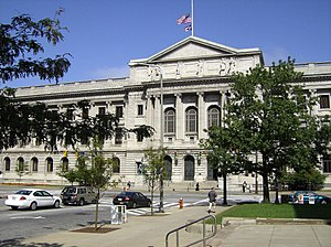 Cuyahoga County, Ohio - Image: Cuyahoga County Courthouse