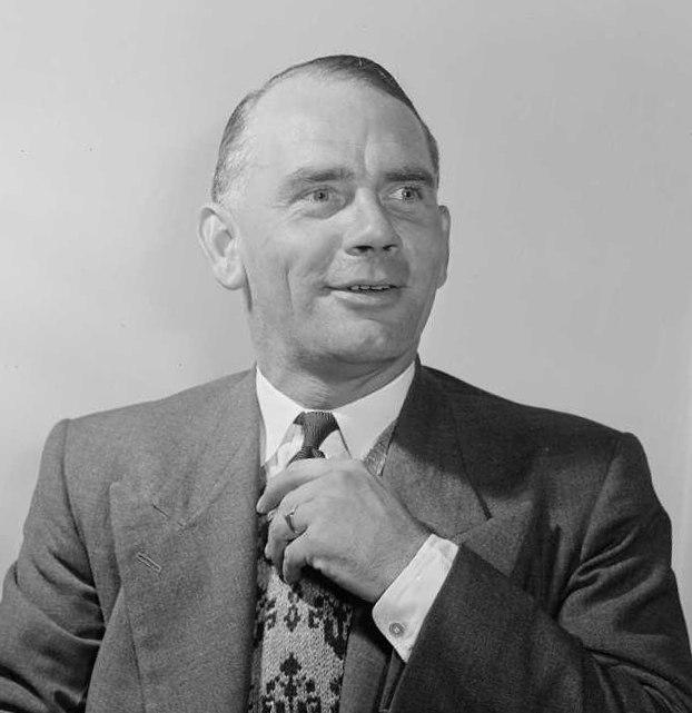 Cyril Washbrook 1951