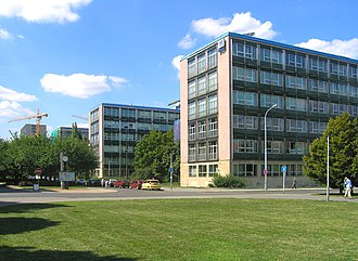 Czech Technical University in Prague - Image: Czech Tech Univ Campus, Prague Dejvice