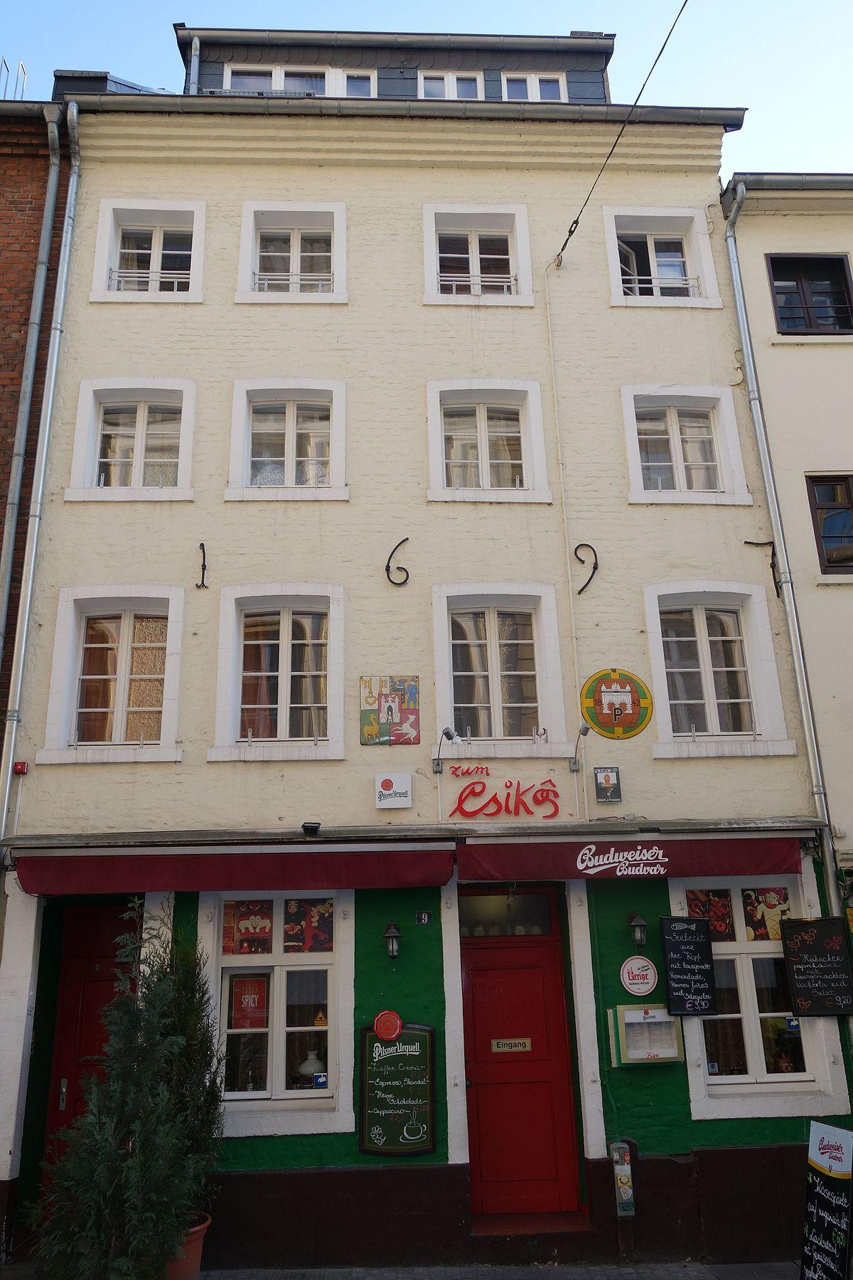 Frisch Bürgerliche Küche Düsseldorf